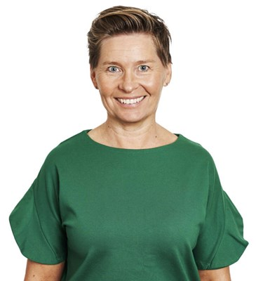 Picture of Ulrika Hallengren